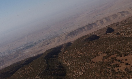 Mt. Sinjar in 2006.