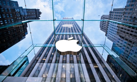 Apple is among the companies the American Small Business League said was counted as a small firm.
