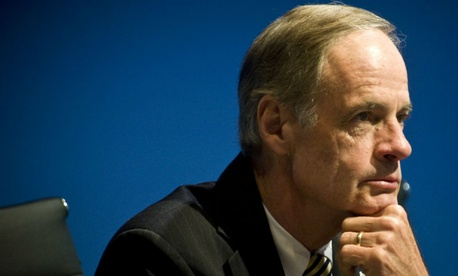 "Sen. Tom Carper, D-Del., urged comprehensive reform ""before it's too late."""