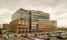 EPA's Region 8 headquarters building in Denver.