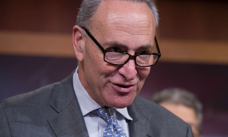 Sen. Chuck Schumer, D-N.Y., introduced the legislation.