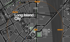 New York City has made a major investment in physical and digital wayfinding.