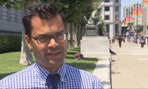 Jay Nath, chief innovation officer for San Francisco Mayor Ed Lee