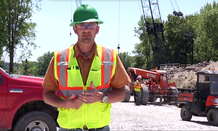Using mobile technology, road construction crews in Michigan are becoming more efficient.