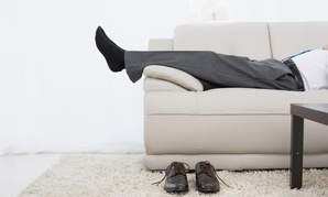 Naps are a good way to enhance performance and restore alertness, according to the National Sleep Foundation.