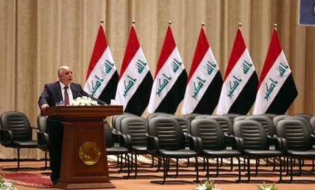 The Iraqi parliament this week approved the new cabinet of prime minister Haider al-Abad.