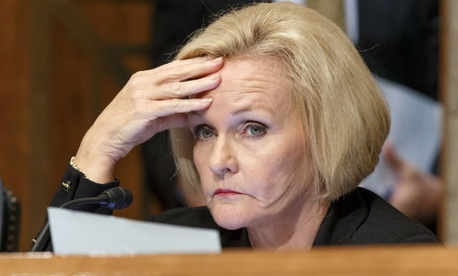 Sen. Claire McCaskill, D-Mo., is considering legislation to improvement management of the Pentagon's 1033 program.