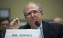 SIGAR John F. Sopko says oversight will continue even after the U.S. winds down its presence in Afghanistan.