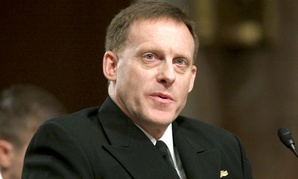 Adm. Michael Rogers, commander of U.S. Cyber Command and director of the National Security Agency