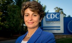 Dr. Rana Hajjeh, director of bacterial diseases at CDC, led a global vaccine campaign to help prevent children from dying of bacterial meningitis and pneumonia.