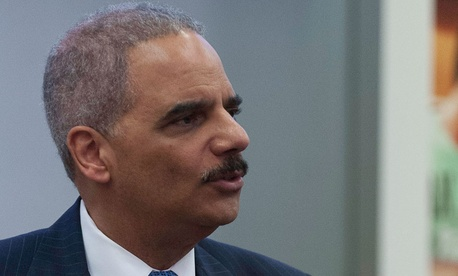 """""""Justice has been served,"""" Attorney General Eric Holder said in a statement."""