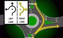 A screenshot from a roundabout educational video.