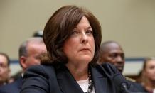Secret Service Director Julia Pierson testifies Tuesday.