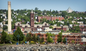 Duluth, Minnesota, is one of 26 Knight Cities.
