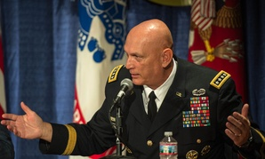 """For those who think we don't need an Army, look around the world and see the things we do every single day,"" said Gen. Raymond Odierno."