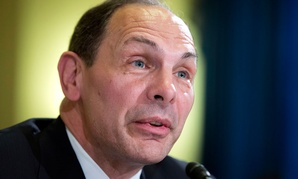 Department of Veterans Affairs Secretary Robert McDonald