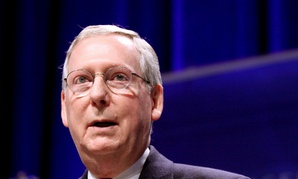 Senate Minority Leader Mitch McConnell has spoken out in favor of restrictions.