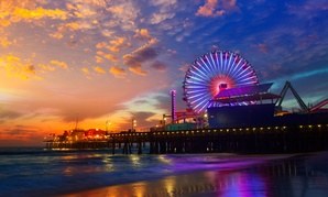 Santa Monica, California, is one of 32 cities to join the Next Century Cities broadband initiative.