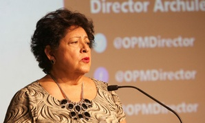 OPM Director Katherine Archuleta committed to helping agencies foster employee engagement
