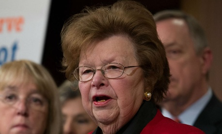 """Senate Appropriations Committee Chairwoman Barbara Mikulski, D-Md.,  was one recipient of a letter calling lower reimbursement rates """"misguided and unfair."""""""