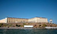 San Quentin State Penitentiary in Northern California.