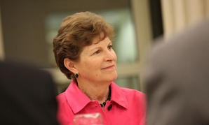Sen. Jeanne Shaheen, D-N.H., is at risk.