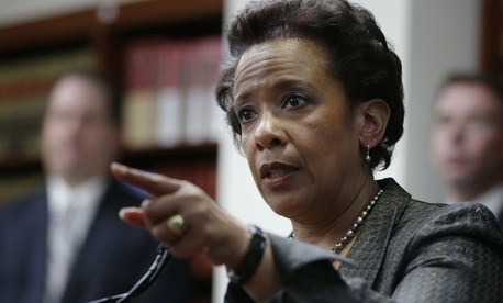 Lynch's name was not among those immediately floated after Holder announced his resignation.