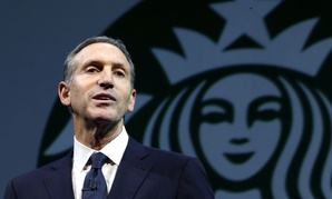 Starbucks CEO Howard Schultz is working to bridge the military-civilian divide.