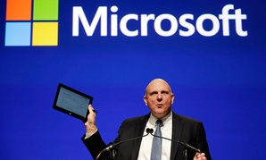 Former Microsoft CEO Steve Ballmer