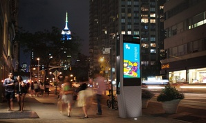 NYC unveils 'links'—the pay phones of the future.