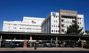 The Phoenix VA Health Care Center.
