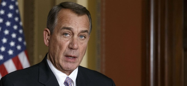 """The House has an obligation to stand up for the Constitution,"" said Speaker John Boehner."