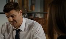 David Boreanaz stars as Seeley Booth on the Fox drama Bones.