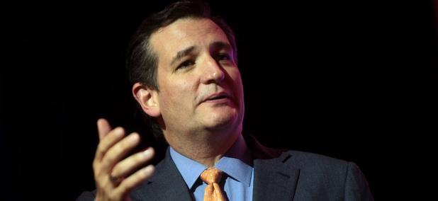 Sen. Ted Cruz, R-Texas