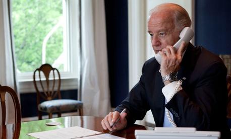 Vice President Biden would not get a pay raise, under the bill.