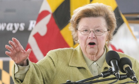 "Federal workers ""have been undervalued and underappreciated for too long,"" said Senate Appropriations Committee Chairwoman Barbara Mikulski, D-Md."
