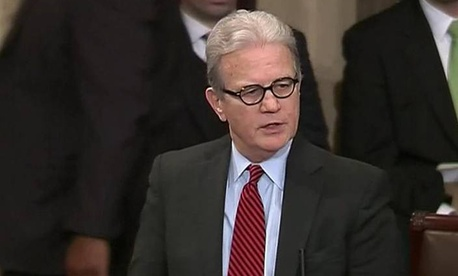Sen. Tom Coburn has made clear he is willing to let the TRIA program expire.