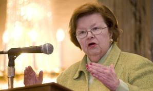 """Sen. Barbara Mikulski, D-Md., wants to avoid government """"on autopilot."""""""