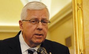 Sen. Mike Enzi, R-Wyo., will take over the gavel.