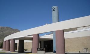 The El Paso VA facility.