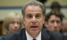 Michael Horowitz testifies before the House Oversight and Government Reform Committee.