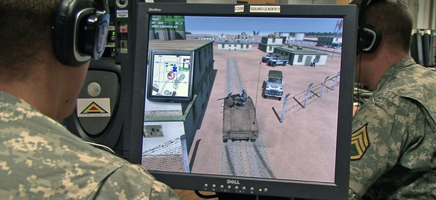 NCO Academy teaches leadership in virtual environment