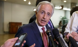 Senate Foreign Relations Chairman Bob Corker has been in talks with the White House.