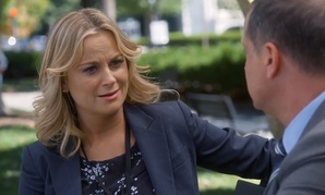 """Amy Poehler as Leslie Knope in """"Parks and Recreation."""""""