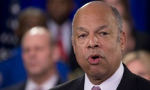 "DHS chief Jeh Johnson said employees are ""entitled to know what is going to happen next week."""