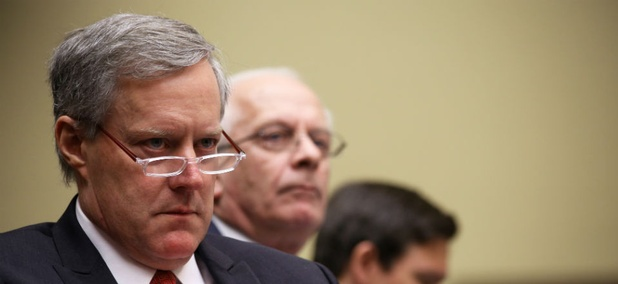 Mark Meadows, R-N.C., wants to streamline the way FOIA requests are handled.