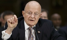 Director of the Office of National Intelligence James Clapper