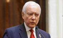 Sen. Orrin Hatch has joined forces with other lawmakers to demand the release of IRS documents.
