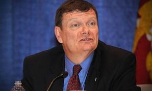 Defense Department CIO Terry Halvorsen