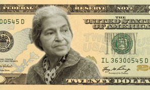 Rosa Parks is one of the candidates.